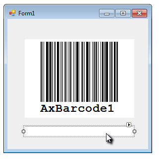 Barcodes in Visual Studio projects - ActiveBarcode