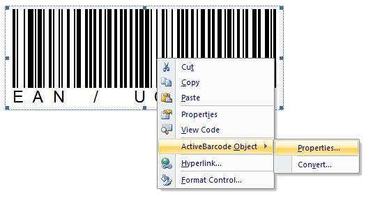 Компонент Activebarcode Не Установлен На Данном Компьютере