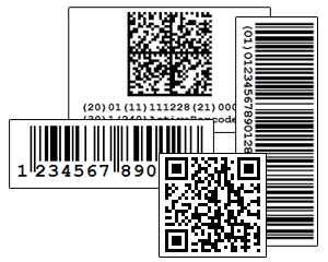 Generate Barcodes